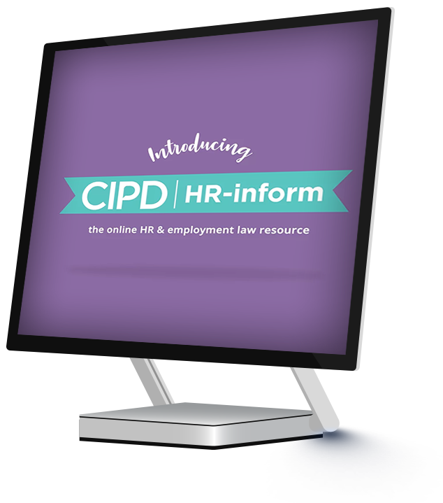 Introducing CIPD HR-Inform